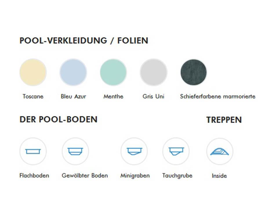 Braune Wandfarbe Entdecken Sie Die Harmonische Wirkung Der: Wippich Schwimmbadtechnik
